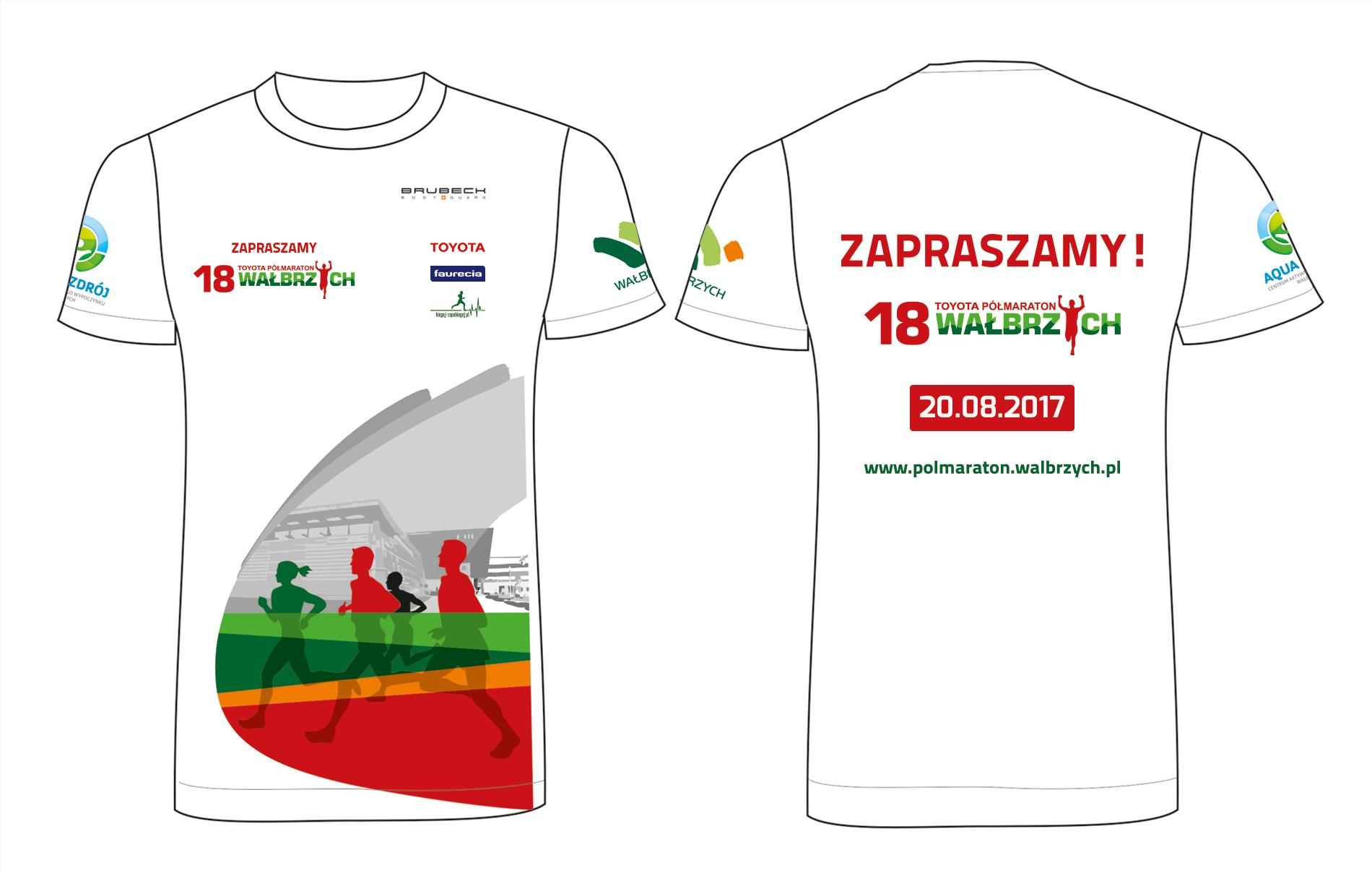 XIX Toyota Pólmaraton Wałbrzych
